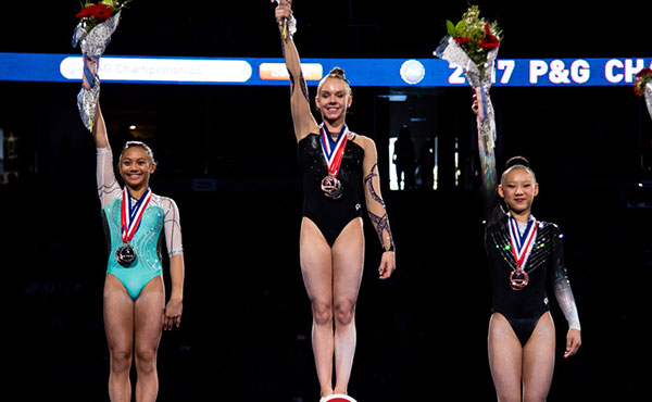 O'Keefe captures second straight U.S. junior title at P&G Championships